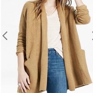 Lucky Brand Liza Waterfall Cardigan